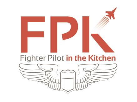 FPK logo design